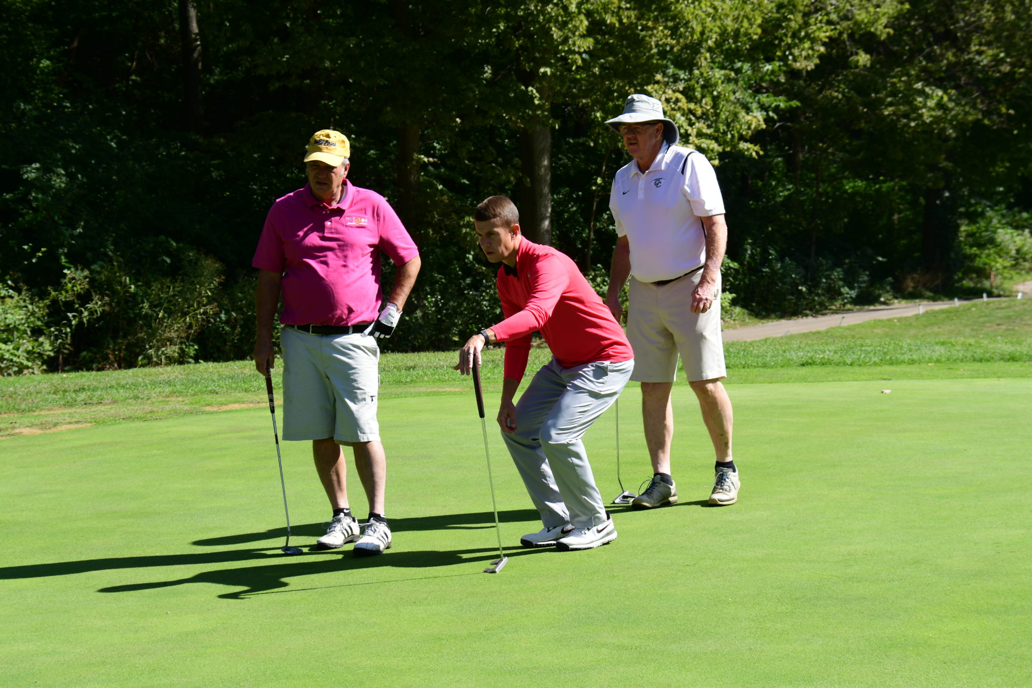 The 28th Annual LCSS Golf Outing