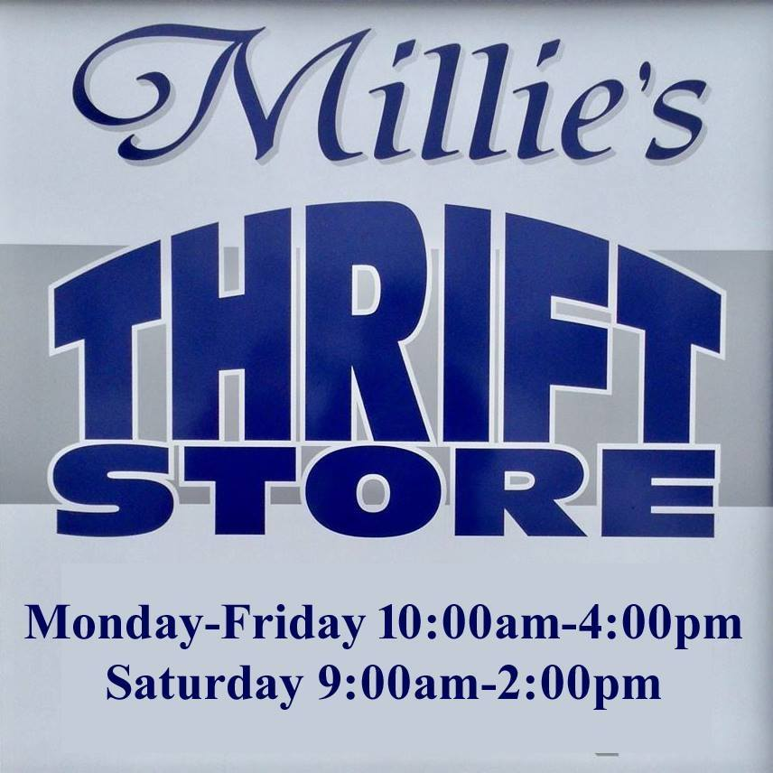 Millie's Thrift Store Estate Sale